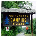 Adirondack Camping Village – Lake George, NY