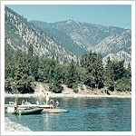 Lake Chelan State Park - Chelan, Washington