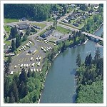 Hoquiam River RV Park – Hoquiam, Washington