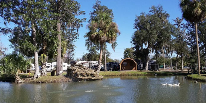 Ocala RV Camp Resort | RVBuddy.com