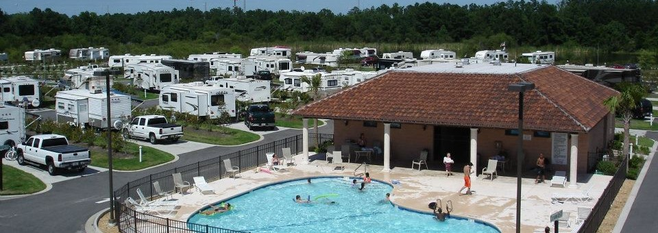 Coastal Georgia RV Resort - Brunswick, GA | RVBuddy.com