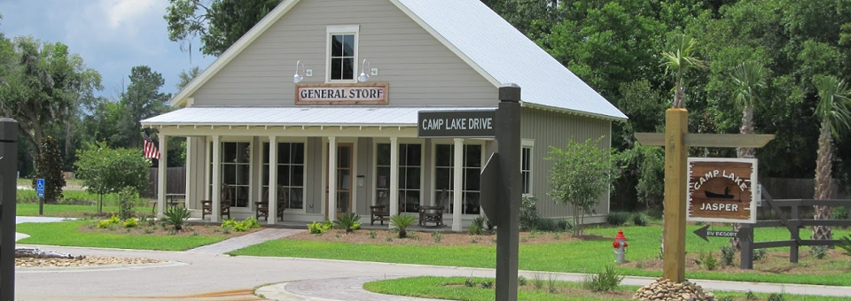 Camp Lake Jasper RV Resort – Hardeeville, SC