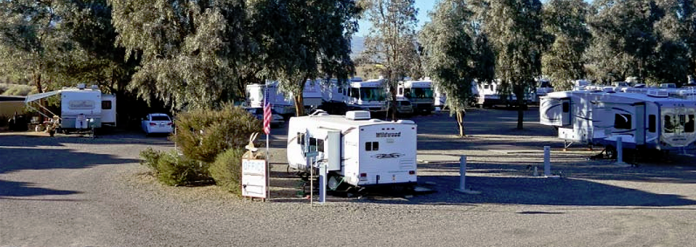 Moon River RV Resort - Mojave Valley, Arizona | RVBuddy.com