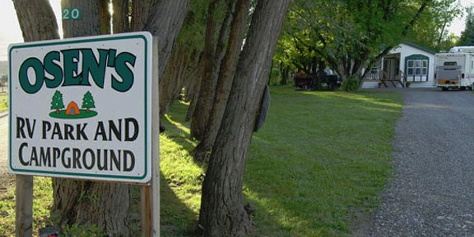 Osens RV Park – Livingston, MT | RVBuddy.com