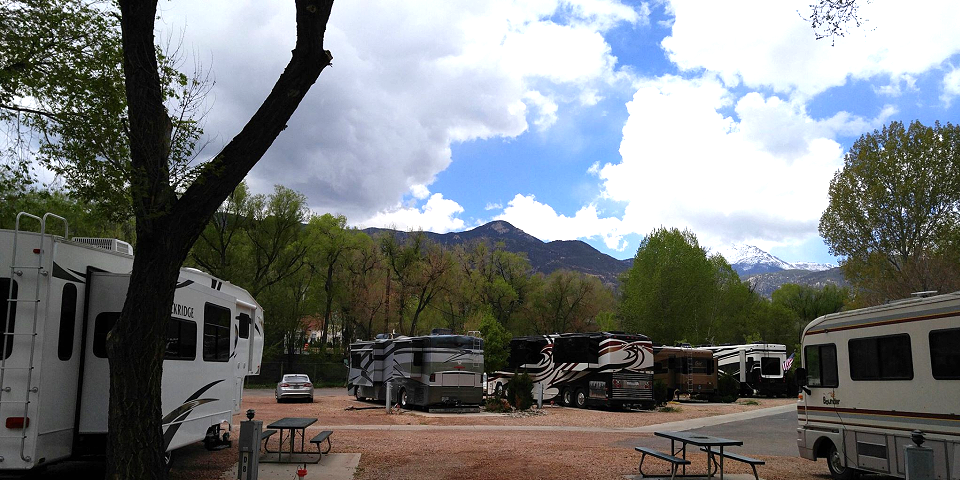 Garden of the Gods RV Park | RVBuddy.com